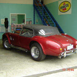 Shelby Cobra Replica 171 Gasoline Alley Mustang And Ford